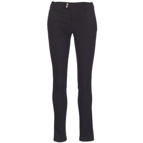 Pantalone Chino donna LPB Shoes  CARIE  Nero LPB Shoes 9007000802161