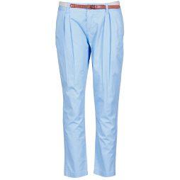 Pantalone Chino donna La City  PANTBASIC  Blu La City 3662650013327