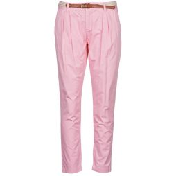 Pantalone Chino donna La City  PANTBASIC  Rosa La City 3662650013273