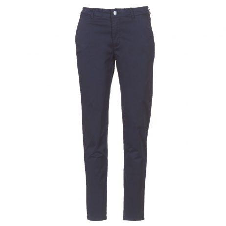 Pantalone Chino donna Naf Naf  G-TRINIDAD  Blu Naf Naf 3606846427895