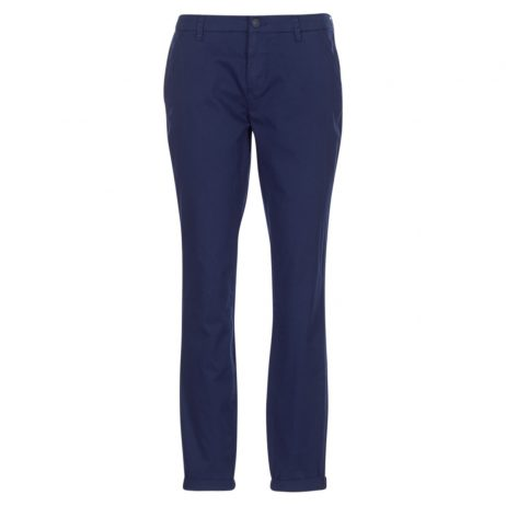 Pantalone Chino donna Only  PARIS  Blu Only 5713442924388