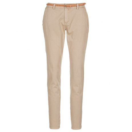 Pantalone Chino donna Vero Moda  VMFLAME  Beige Vero Moda 5713728793097