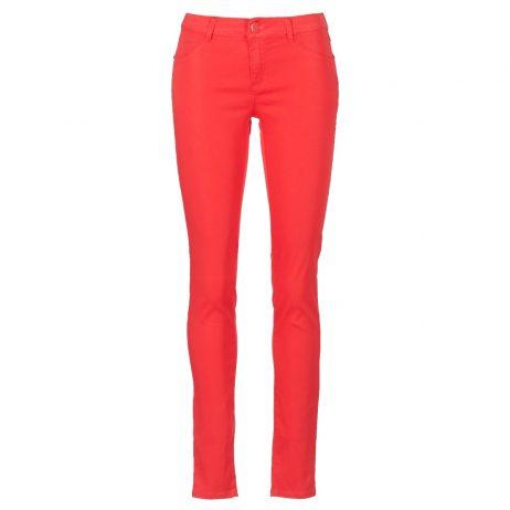 Pantalone donna Naf Naf  POWER  Rosso Naf Naf 3606846426577