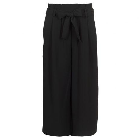 Pantalone donna Only  KAROLINA  Nero Only 5713734009847
