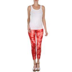Pantaloni 7/8 e 3/4 donna Eleven Paris  DAISY  Rosso Eleven Paris 3607890995996