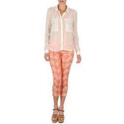Pantaloni 7/8 e 3/4 donna Manoush  PANTALON GIPSY JEANS  Rosa Manoush 3700374023410