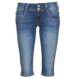 Pantaloni 7/8 e 3/4 donna Pepe jeans  VENUS CROP  Blu Pepe jeans 8434538501715