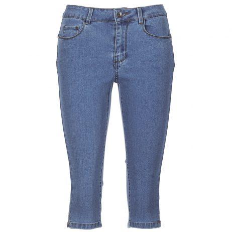 Pantaloni 7/8 e 3/4 donna Vero Moda  VMHOT SEVEN  Blu Vero Moda 5713729255457