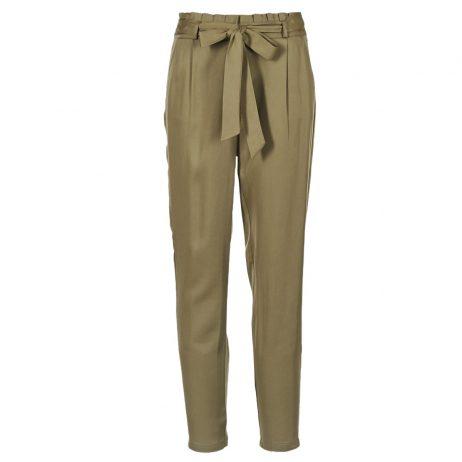 Pantaloni morbidi / Pantaloni alla zuava donna Naf Naf  ERAPER  Verde Naf Naf 3606846311781