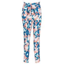 Pantaloni morbidi / Pantaloni alla zuava donna Naf Naf  ESUNSET P1  Blu Naf Naf 3606846427680