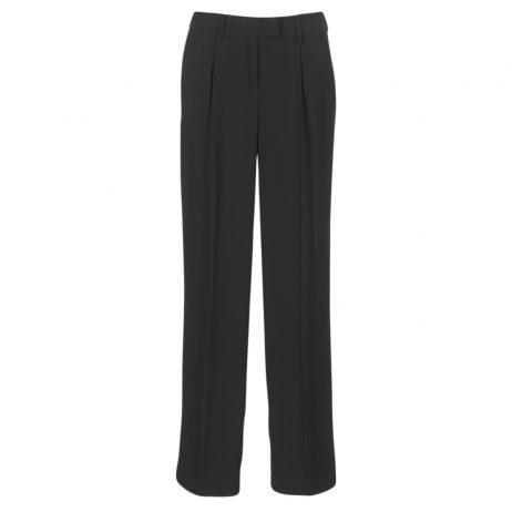 Pantaloni morbidi / Pantaloni alla zuava donna Naf Naf  L-CARMA  Nero Naf Naf 3606846307791