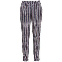 Pantaloni morbidi / Pantaloni alla zuava donna Naf Naf  LEAU  Blu Naf Naf 3606845134343