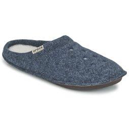 Pantofole donna Crocs  CLASSIC SLIPPER  Blu Crocs 887350817089