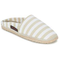 Pantofole donna Giesswein  PIRMASENS  Beige Giesswein 9009553371736