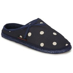 Pantofole donna Giesswein  PLEIN  Blu Giesswein 9009553263499