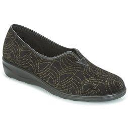 Pantofole donna Romika  ROMISANA 226  Nero Romika 4046797423437
