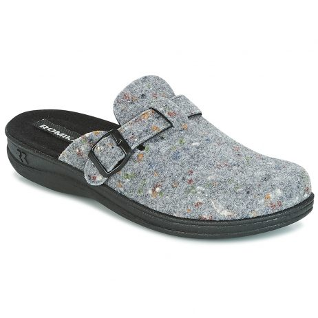 Pantofole donna Romika  VILLAGE 365  Grigio Romika 4052443736820