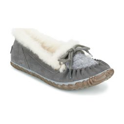 Pantofole donna Sorel  OUT N ABOUT SLIPPER  Grigio Sorel 0190540694798