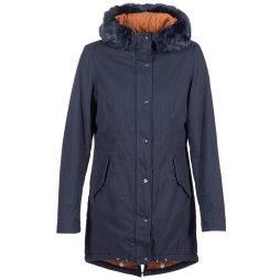 Parka donna Bench  NEW PARKA  Blu Bench 5054577524402