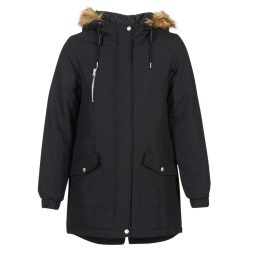 Parka donna Noisy May  LEIA  Nero Noisy May 5713611001117