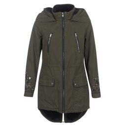 Parka donna Only  EMILY  Verde Only 5713723616490