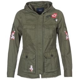 Parka donna Only  NEW BECCA  Verde Only 5713729658869