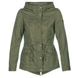 Parka donna Only  NEW KATE  Verde Only 5713729630667