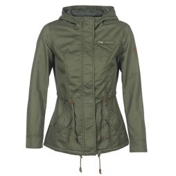Parka donna Only  NEW LORCA  Verde Only 5713726171279