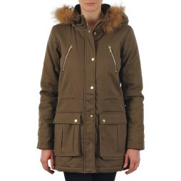 Parka donna School Rag  PARKLEY  Verde School Rag 3607192702650