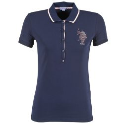 Polo donna U.S Polo Assn.  LADY PLAYER  Blu U.S Polo Assn. 319666177026