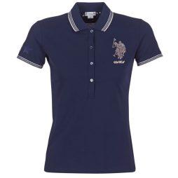 Polo donna U.S Polo Assn.  NADINE  Blu U.S Polo Assn. 0438766177023