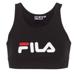 Reggiseno sportivo donna Fila  OTHER CROP TOP  Nero Fila 4044185580847