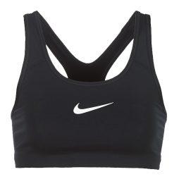 Reggiseno sportivo donna Nike  NIKE SWOOSH BRA  Nero Nike 886550844833