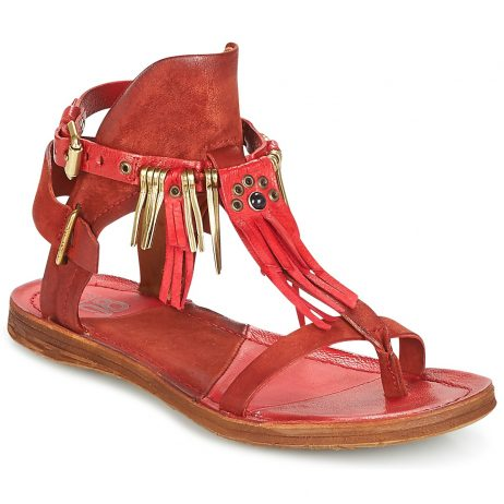 Sandali donna Airstep / A.S.98  RAMOS  Rosso Airstep / A.S.98 8057732991252