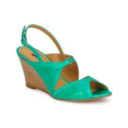 Sandali donna Atelier Voisin  VIRGIN  Verde Atelier Voisin 3662497007800
