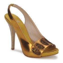 Sandali donna Fabi  GLASSO  Oro Fabi