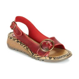 Sandali donna Fly London  TRAMFLY  Rosso Fly London 5601360309083
