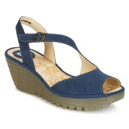 Sandali donna Fly London  YAMP  Blu Fly London 5601360491559