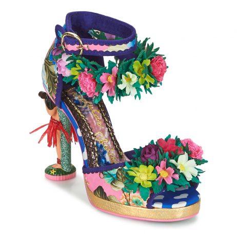 Sandali donna Irregular Choice  HONO LULU  Multicolore Irregular Choice 5052224471475