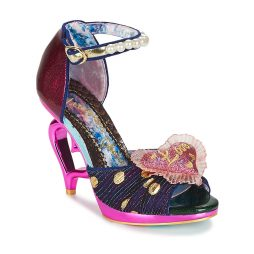 Sandali donna Irregular Choice  SHOELY NOT  Rosa Irregular Choice 5052224476784
