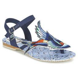 Sandali donna Miss L'Fire  BLUEBIRD  Blu Miss L'Fire 5055419155044