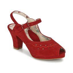 Sandali donna Miss L'Fire  BLUMI  Rosso Miss L'Fire 5055419155228