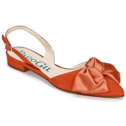 Sandali donna Paco Gil  MARIE TOFLEX  Arancio Paco Gil 8433747157713