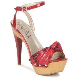 Sandali donna StylistClick  DUNE  Rosso StylistClick