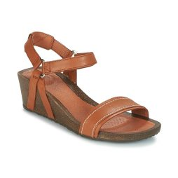 Sandali donna Teva  YSIDRO STITCH WEDGE  Marrone Teva 190108433975