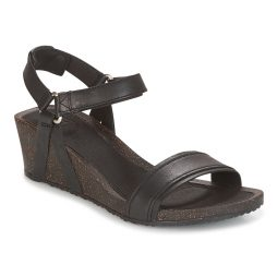 Sandali donna Teva  YSIDRO STITCH WEDGE  Nero Teva 190108435887