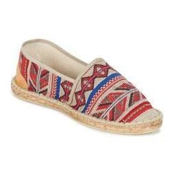 Scarpe Espadrillas donna Art of Soule  BOHEMIAN  Rosso Art of Soule 3700609991682