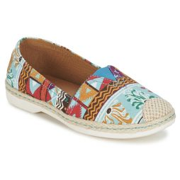 Scarpe Espadrillas donna Moony Mood  ELASTO  Multicolore Moony Mood