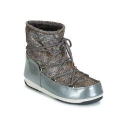 Scarpe da neve donna Moon Boot  MOON BOOT WE LOW LUREX  Grigio Moon Boot 8050459342383