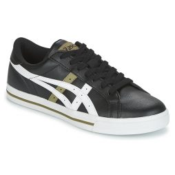 Scarpe donna Asics  CLASSIC TEMPO LEATHER  Nero Asics 4549846808853